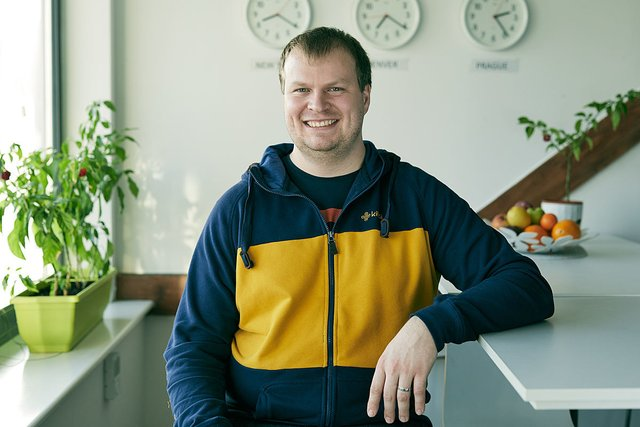 Tadeáš, Software Engineer - Vendavo