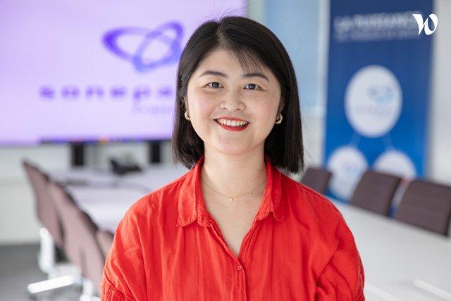 Rencontrez Hui, Responsable de projets digitaux - Sonepar France