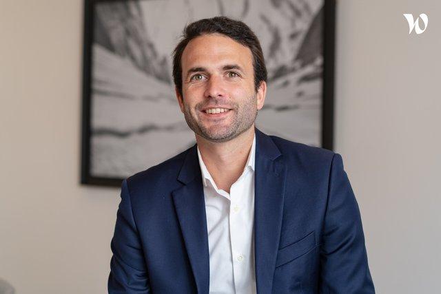 Rencontrez Romain, Responsable du pôle immobilier neuf - Homunity.com