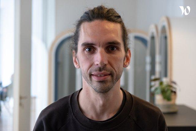 Rencontrez Eric, CPO et co-fondateur - Dimpl