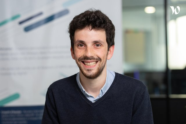 Rencontrez Adrien, Data Analyst - Arcane