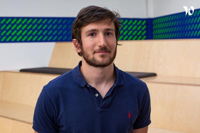 Rencontrez Benoit, Data Scientist - OnlyOne