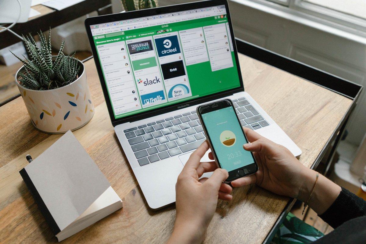 Aplicaciones para ser más productivo
