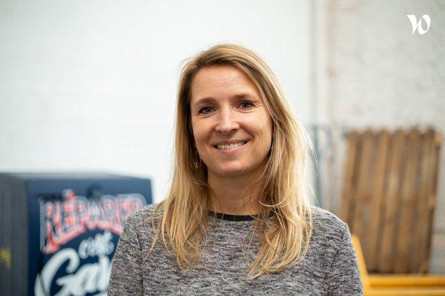 Rencontrez Aurélie, Directrice marketing - Murfy