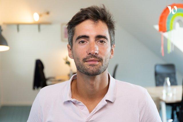 Rencontrez Arthur, Co-fondateur - AB Solutions