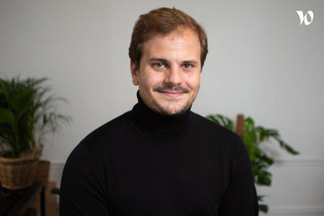 Rencontrez Nicolas, Co-Fondateur - Reej Consulting