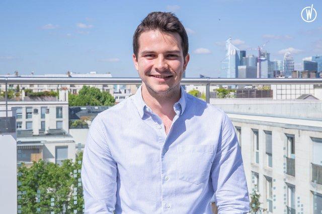 Rencontrez Kevin, International Account Executive - GroupM
