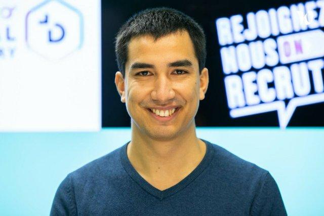 Rencontrez Sisavang, Développeur Junior - InVivo Digital Factory