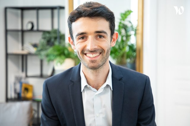 Rencontrez Florian CIVIER, Project Manager - ETYO