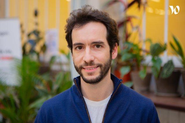 Rencontrez Bruno, Data Scientist & Professeur - Le Wagon