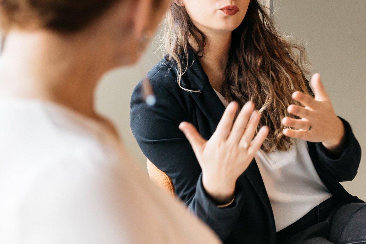 Cómo hablar con tu superior cuando no te sientes bien