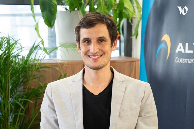Rencontrez Sébastien, Directeur Développement Commercial - ALYCE