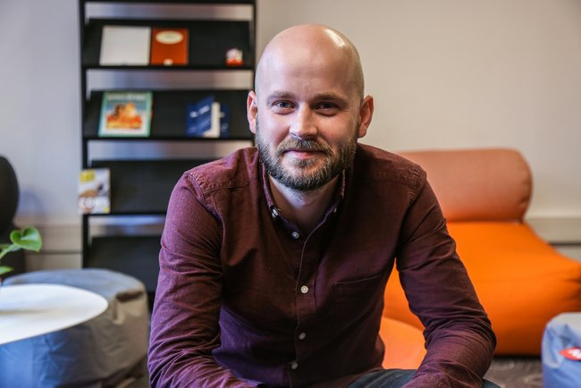Rencontrez Edouard, Responsable de Production - Health For People
