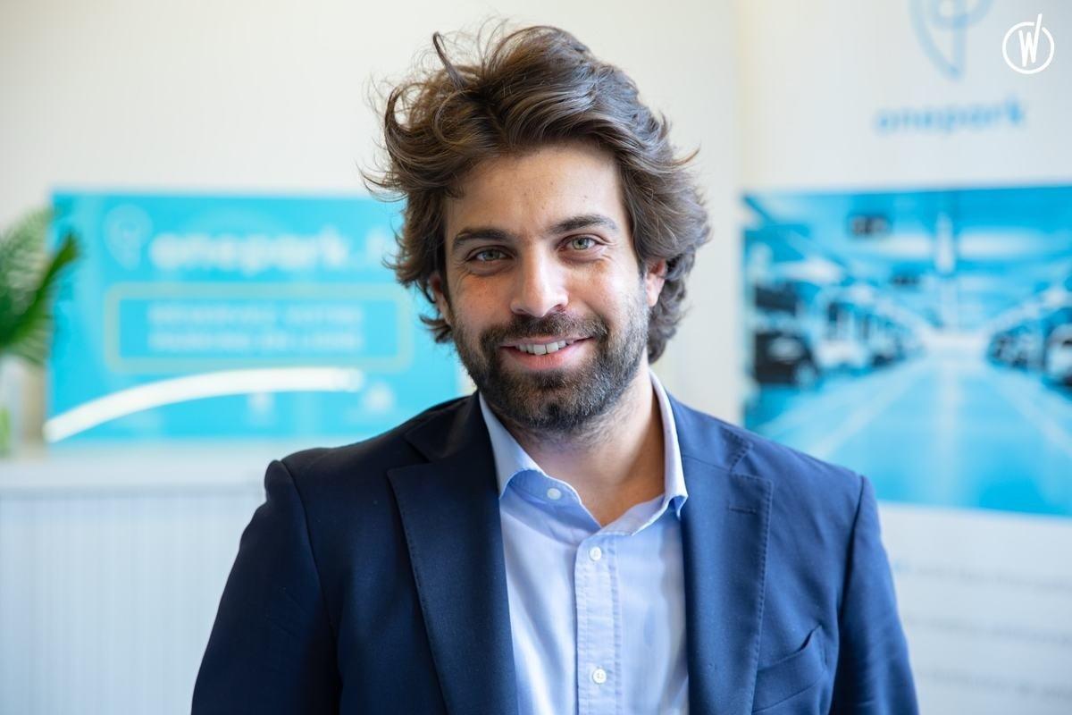 Rencontrez David, CEO - Onepark