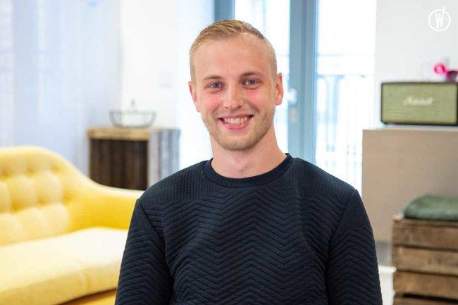Meet Damien, Mobile Developer - iOS - Shopmium
