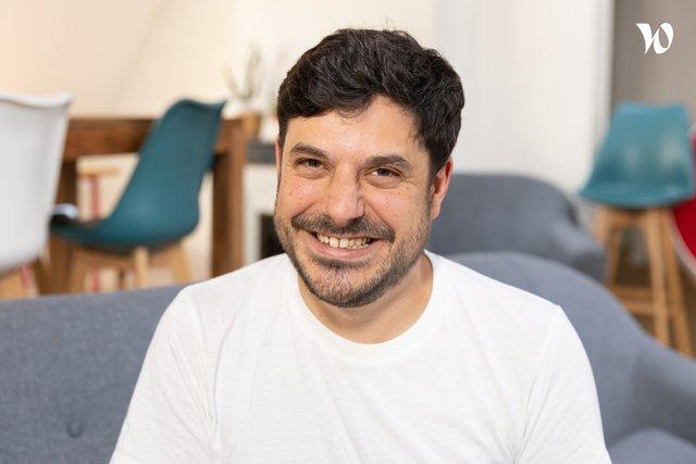 Rencontrez Pierre, Media Trader - Numberly