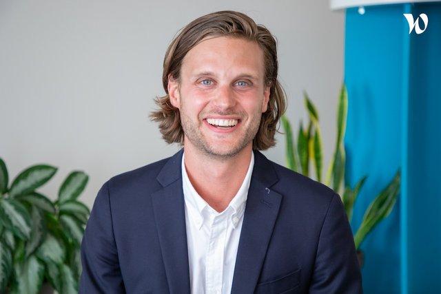 Rencontrez Julien, Key Account Manager - Meltwater