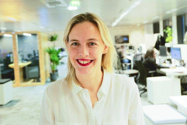 Rencontrez Ségolène, Direction marketing et digital - MACSF