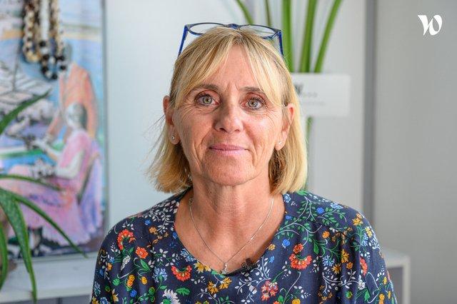 Rencontrez Florence, Responsable Service Client - MGI (Marseille Gyptis International)