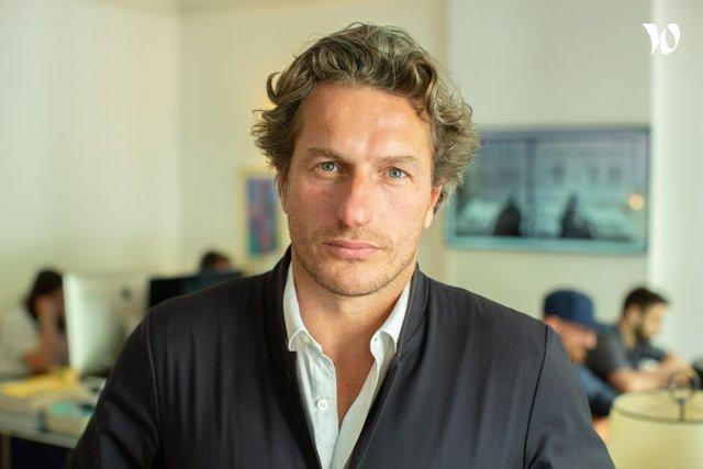 Rencontrez Benoit, Founder & CEO - Agence 1969