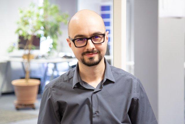 Rencontrez Martin, Lead Developer - Linkinfarm