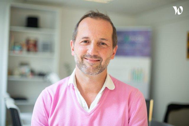 Rencontrez Marc-Henri, DG / En charge du Sales - TwicPics
