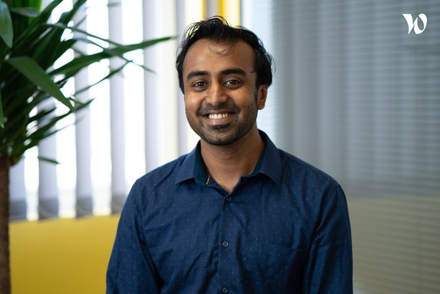 Meet Jayanth, THz:AI imaging and Sensing - TiHive