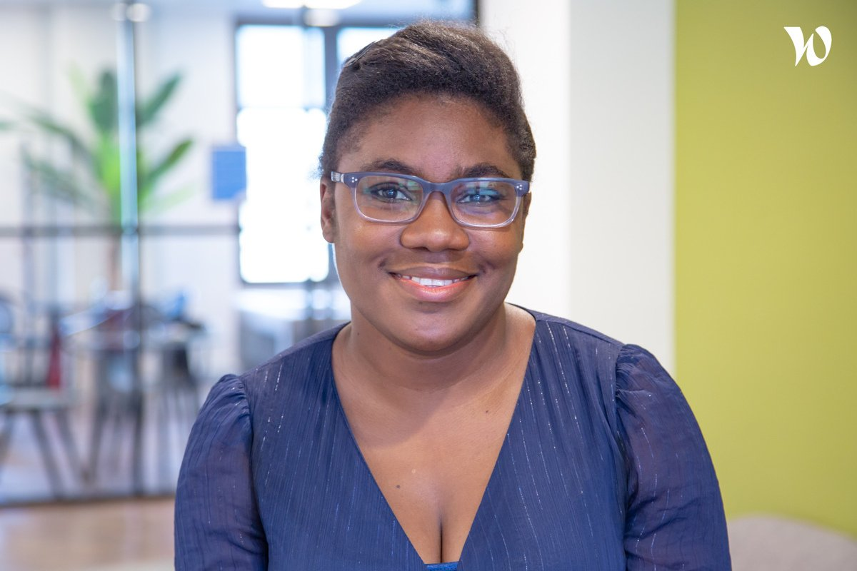 Rencontrez Désirée, Senior Consolidation & Reporting - DBA