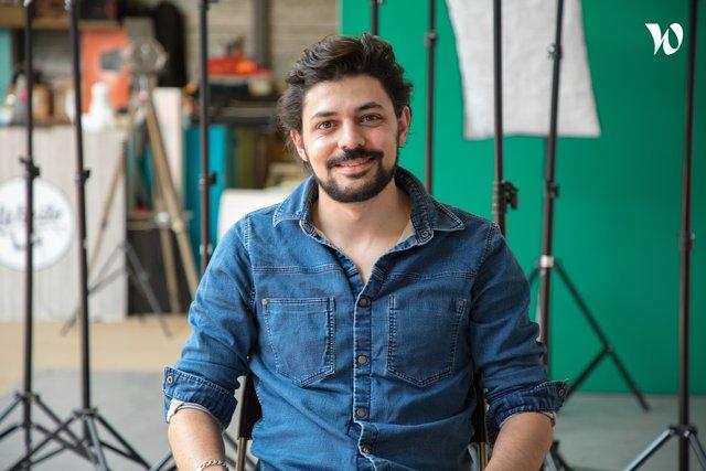 Rencontrez Lorenzo, CEO  - Wizito