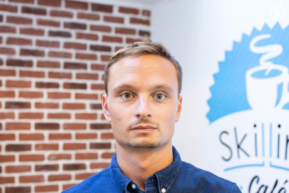 Rencontrez Benoit, Manager - Skillink