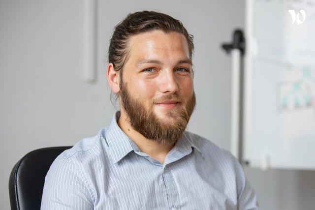 Rencontrez Joris, Lead développeur et ingénieur développeur - UGLOO