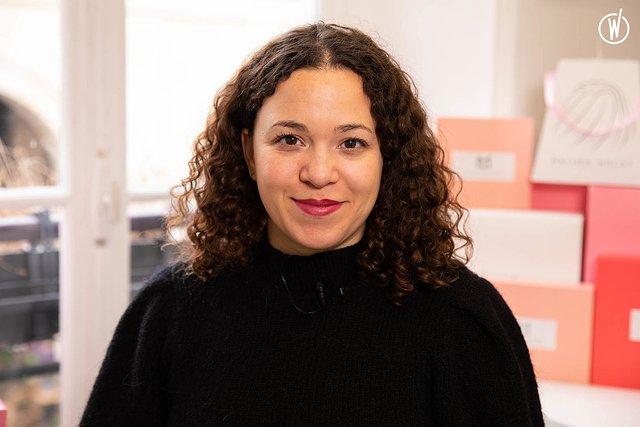 Rencontrez Sabrina, Chef de Projets  - Maison Mulot