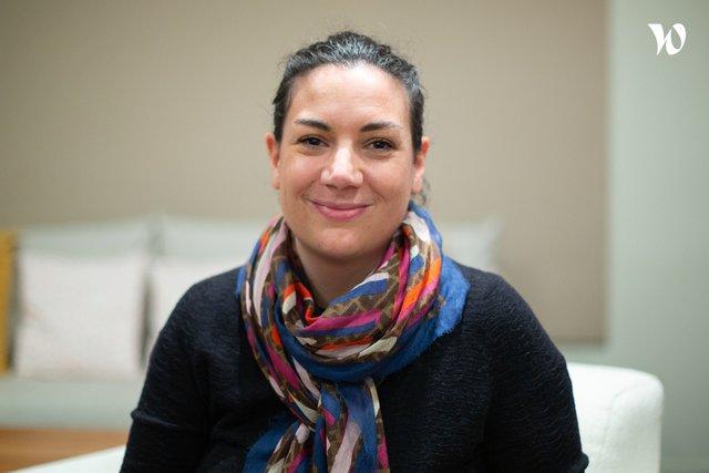 Rencontrez Julie, Directrice Générale Adjointe - FANVOICE