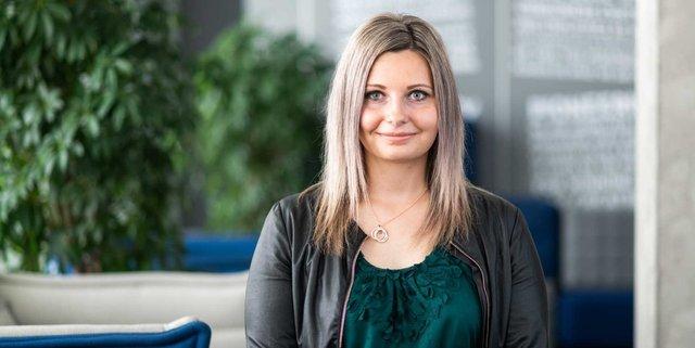 Aneta Dominová, General Service Manager - Sodexo - Služby u klienta