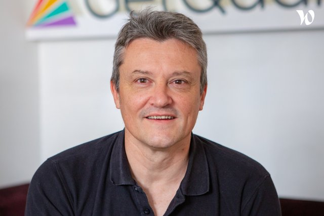 Rencontrez Xavier, CEO - GetQuanty / SMARTLINE SYSTEMS