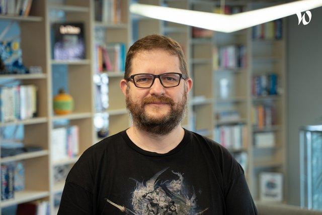 Rencontrez Jean-Luc, QA Engineer - TheGreenBow