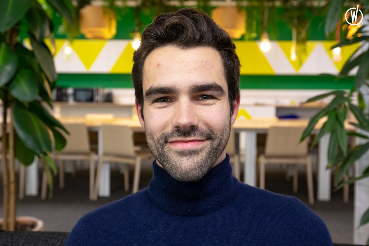 Rencontrez Paul, Business Developer - Miuros