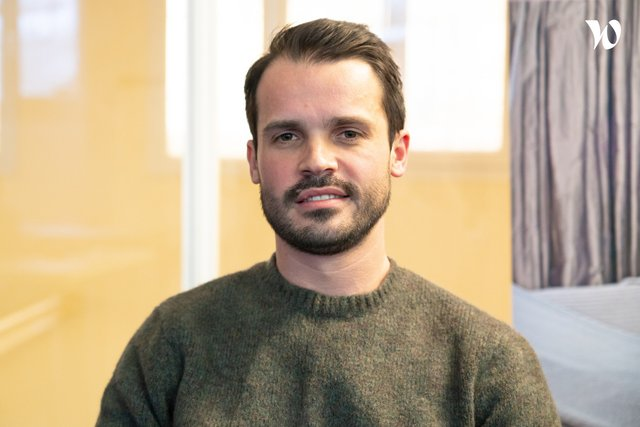 Rencontrez Damien, CEO - Nobo