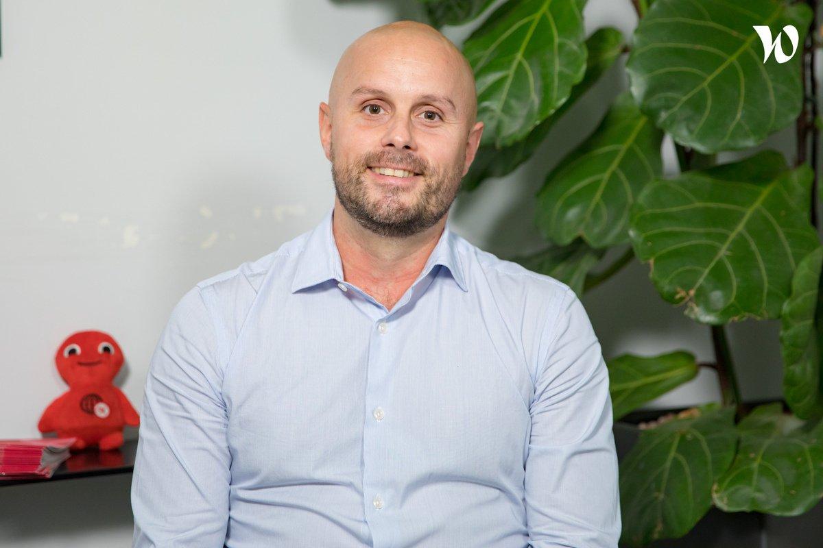 Rencontrez Mathieu, PMO Nexeo Assurance - Groupe Nexeo