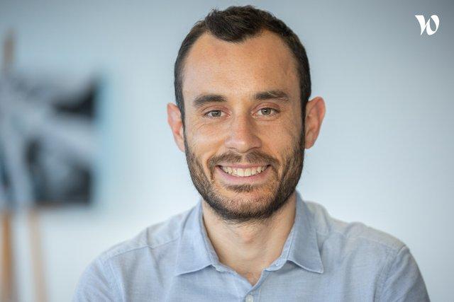 Rencontrez Damien, Ingénieur Développement numérique / BIM - Elithis