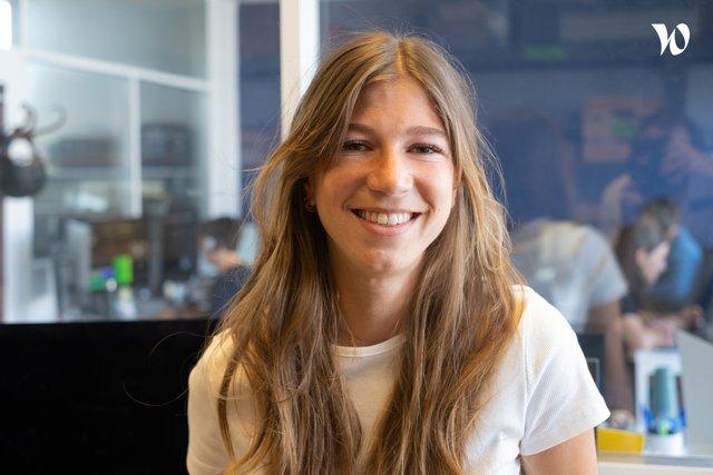 Rencontrez Raphaëlle, Chargée de production - Mojo Studio