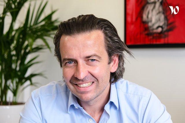 Rencontrez Florian, Président-Fondateur - Affinicia