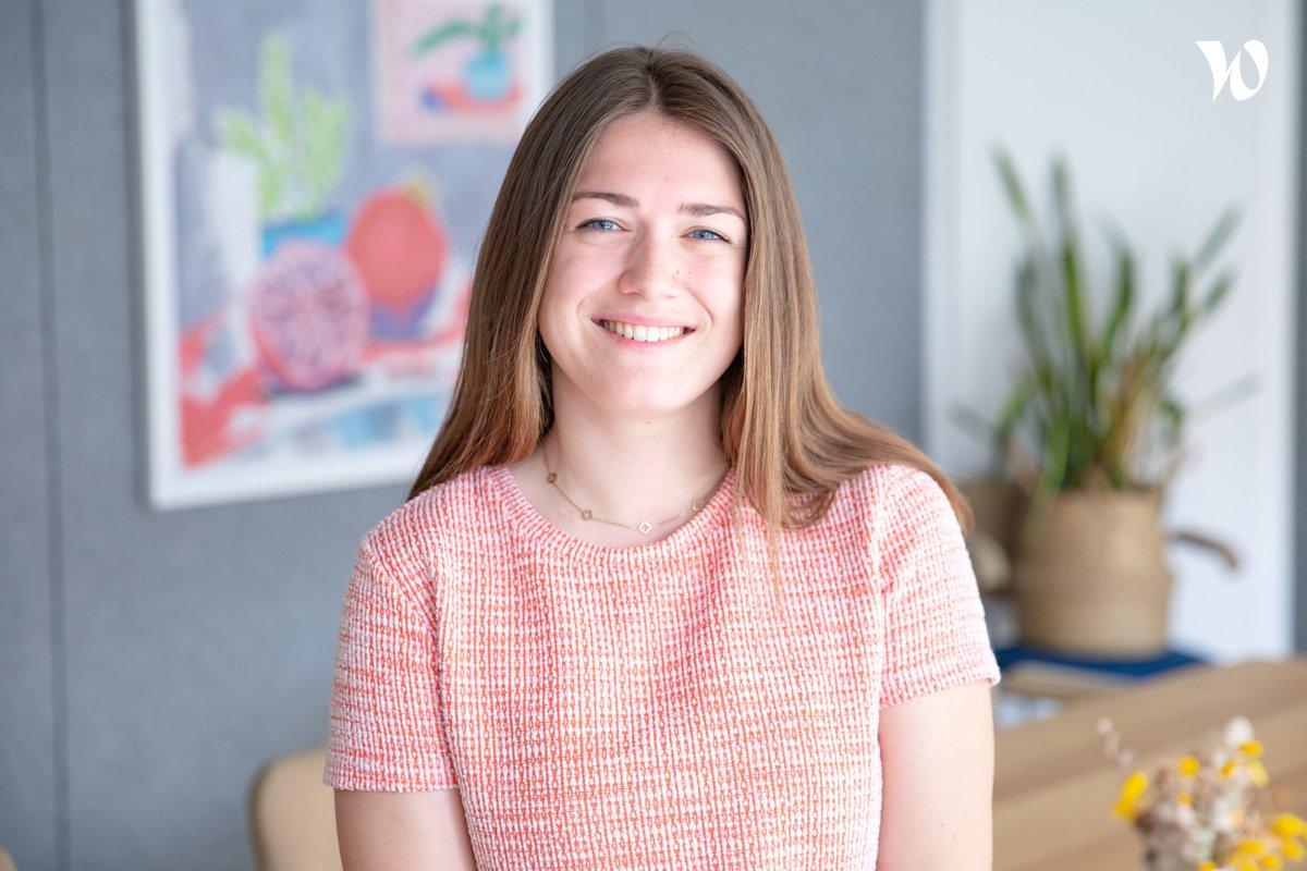 Meet Arielle, Project Manager - Ornikar