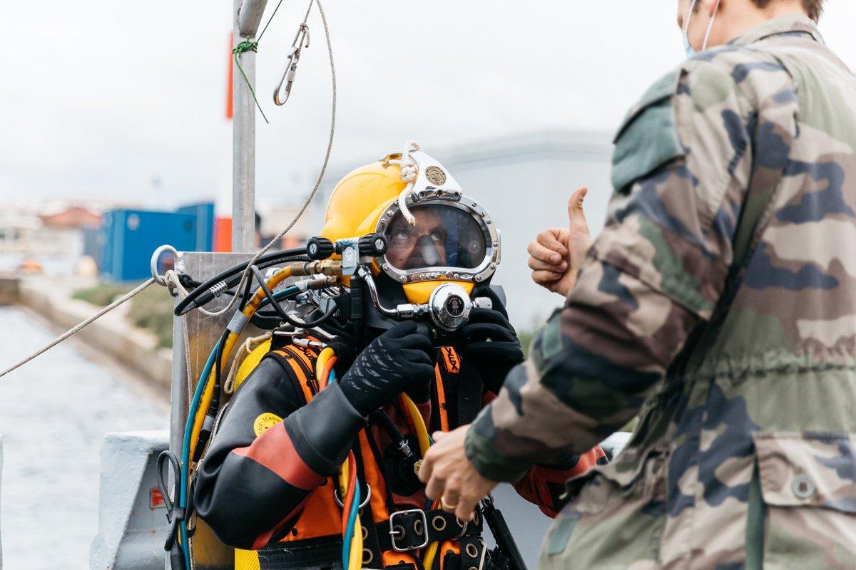 Travailler dans la Marine Nationale : 24h sur la base de Toulon