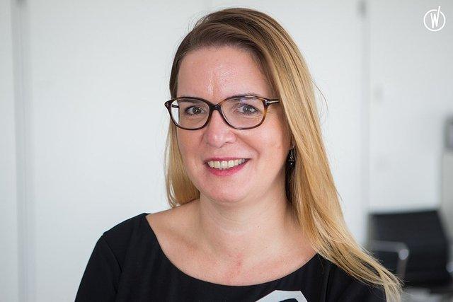 Rencontrez Patricia, Directrice des Ressources Humaines - Proximus Luxembourg