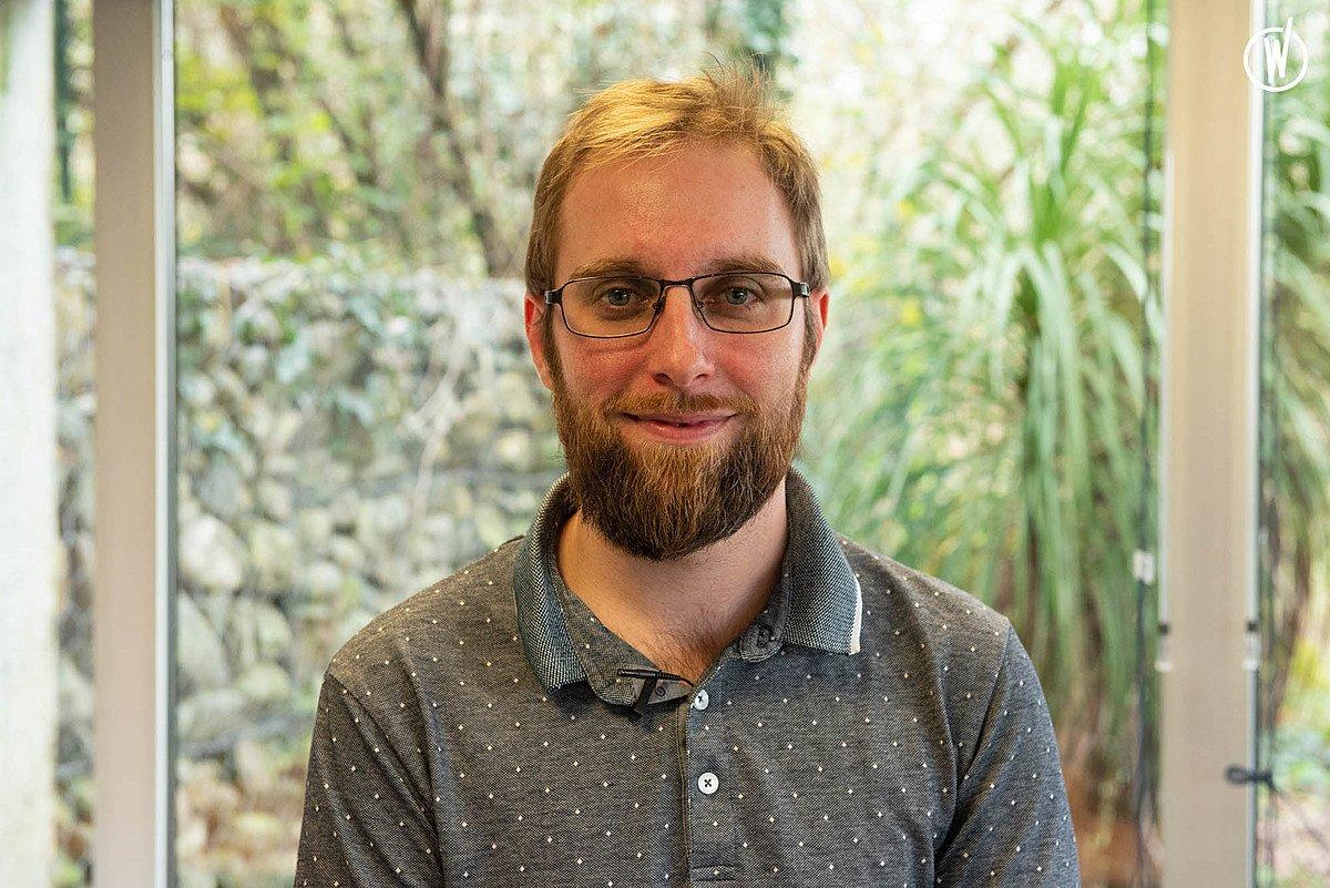 Rencontrez Guillaume, Architect Azure  - CIS Valley