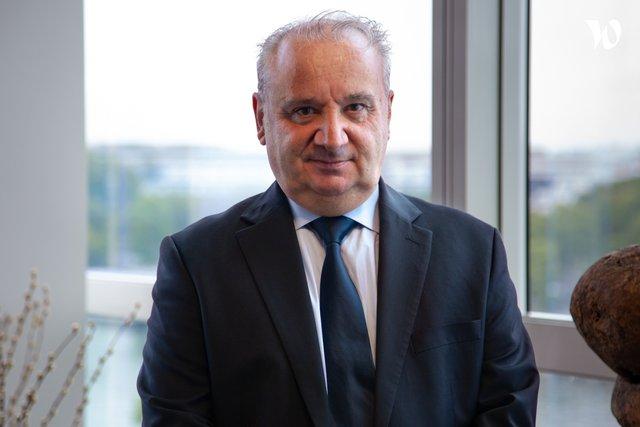 Rencontrez Didier, Directeur Général - BPCE Financement