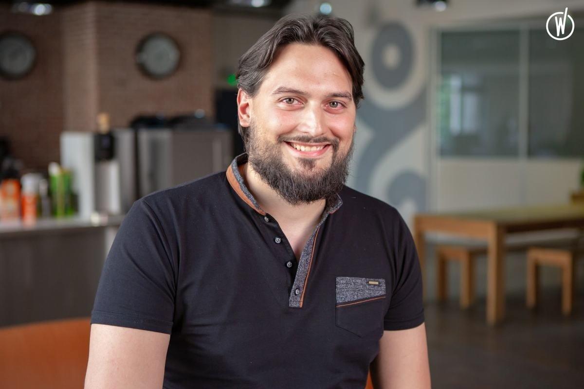 Meet Yann, Front Developer - Gandi