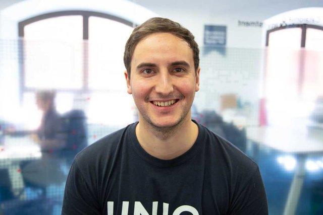 Conoce a André, Founder and CEO - UNIQ Ventures