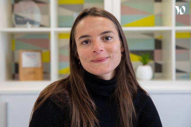 Rencontrez Pauline Paris, Head of Data Acquisition PM - MYTRAFFIC